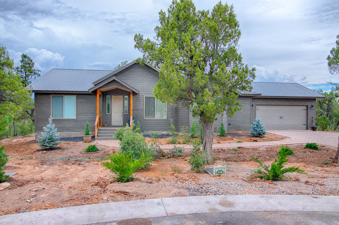 snow creek custom homes arizona